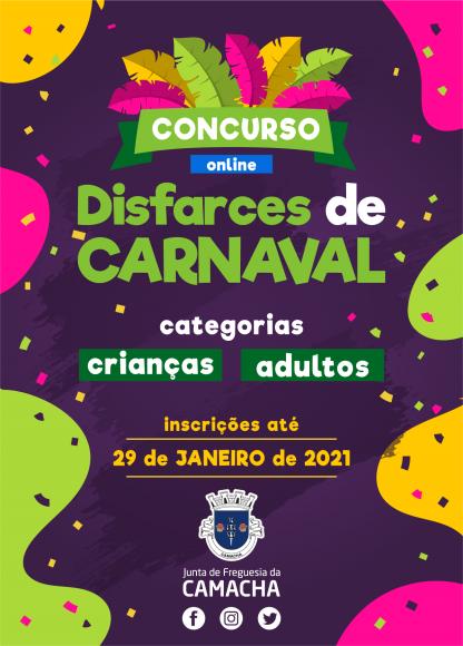 Concurso de Disfarces de Carnaval