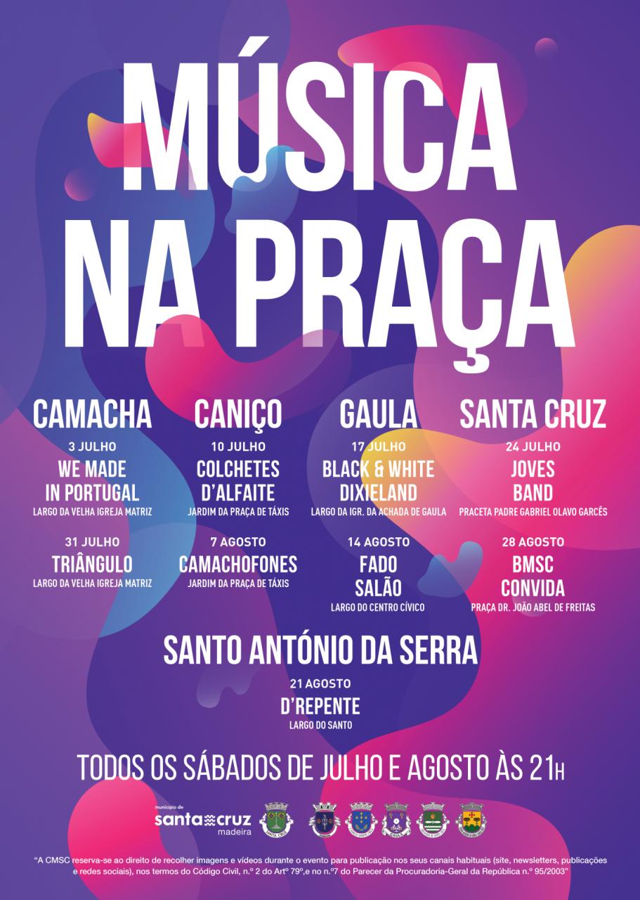 Música na Praça | Remade In Portugal